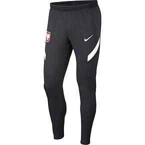 20-21 Poland Dry Fit Strike Pants - Black