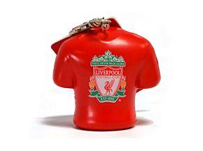 Liverpool Jersey Stress Keyring / Bag Charm