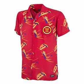 Copa Montana Camp Collar Shirt