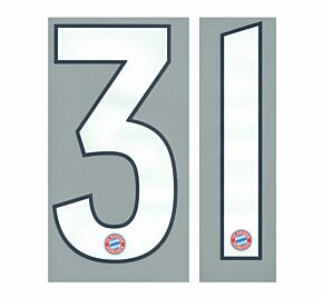 No.31 (Official Printing) - 18-19 Bayern Munich Home
