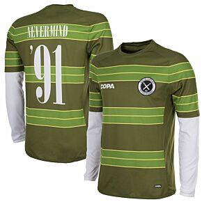Smells Like a COPA Kurt Cobain Inspired Football Shirt