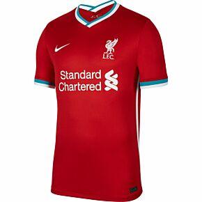 20-21 Liverpool Kids Home Shirt