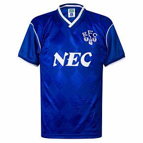 1987 Everton Home Retro Shirt