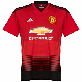 Manchester United Home Jersey 2018 / 2019