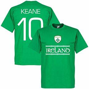 Ireland Keane 10 Team Tee - Green