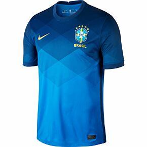 20-21 Brazil Away Shirt