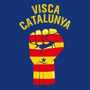 Visca Catalunya Printing - 20-21 Barcelona Home