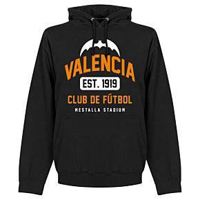 Valencia Established Hoodie - Black