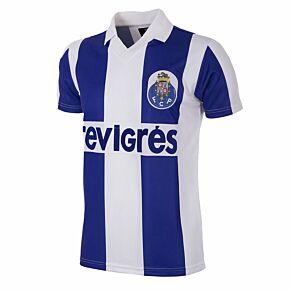 86-87 FC Porto Retro Shirt