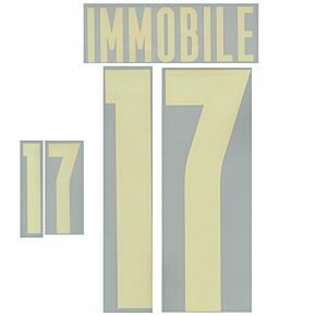 Immobile 17 Italy Home/3rd 2020-2021