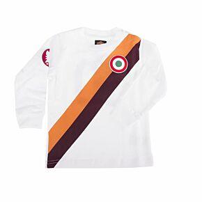COPA AS Roma 'My First Football Shirt' Away L/S KIDS Shirt