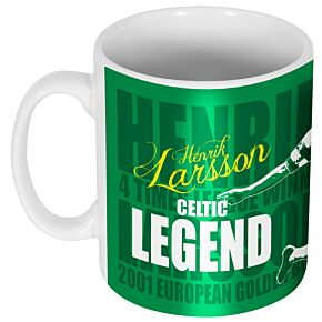 Henrik Larsson Legend Mug