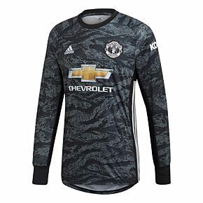adidas Man Utd Away GK Jersey 2019-2020