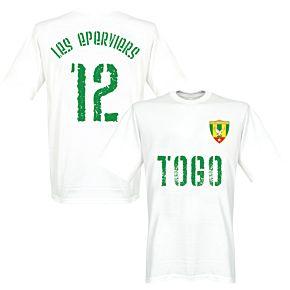 Togo Away Tee - White