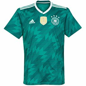 Germany Away Jersey 2018 / 2019