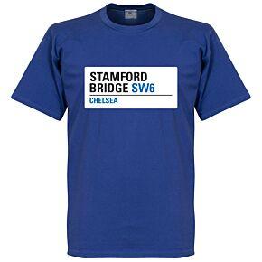 Stamford Bridge Sign Tee