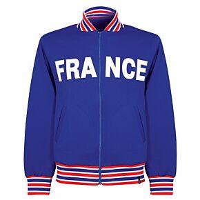 1960's France Retro Track Top