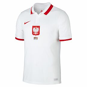 20-21 Poland Home Shirt + 2020 Transfer