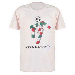 Gazzetta d'Italia 90 T-shirt - Pale Pink