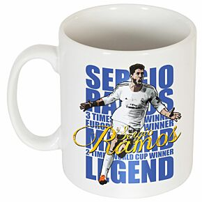 Sergio Ramos Legend Mug