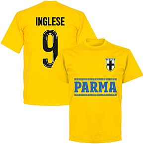 Parma Inglese 9 Team T-shirt - Yellow