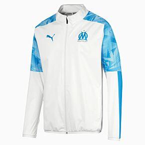 19-20 Olympique Marseille Sideline Jacket
