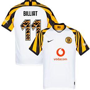 Nike Kaizer Chiefs Away Billiat 11 Jersey2019-2020 (Fan Style Printing)
