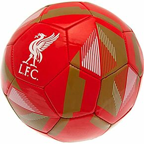 Liverpool RX Skills Football - Red/White (Size 1)