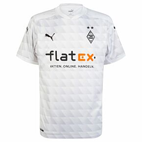 20-21 Borussia Monchengladbach Home Shirt