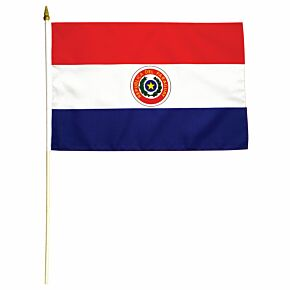Paraguay Small Flag