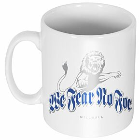 Millwall We Fear No Foe Mug