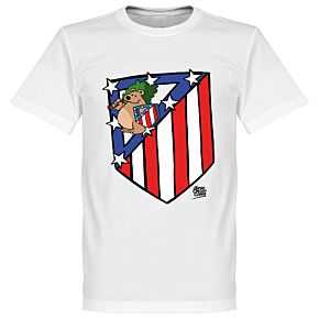 JC Atletico Crest Tee