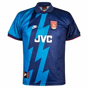 Nike Arsenal 1995-1996 Away Shirt - USED Condition (Great) - Size L