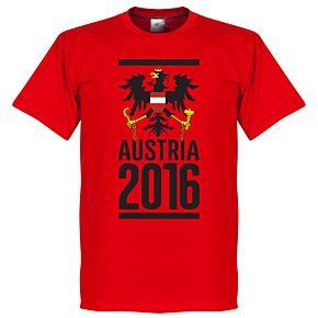 Austria Tee 2016 - Red