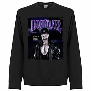 The Undertaker  Sweatshirt - Black