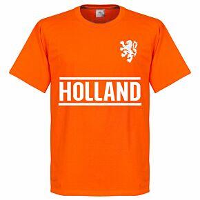 Holland Team Tee - Orange
