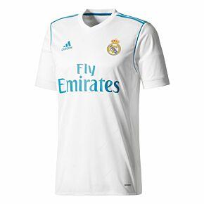 Real Madrid Home Authentic Adizero Jersey 2017 / 2018