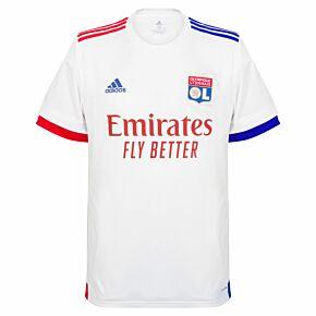 20-21 Olympique Lyon Home Shirt