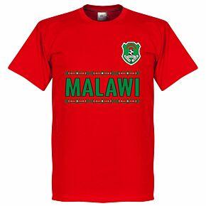 Malawi Team Tee - Red