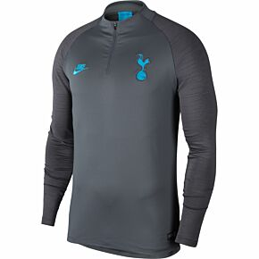 19-20 Tottenham Dry Strike L/S Top - Grey