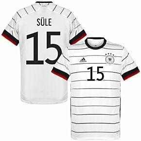 20-21 Germany Home Shirt + Süle 15