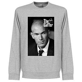Zidane The Gaffer Sweatshirt - Grey