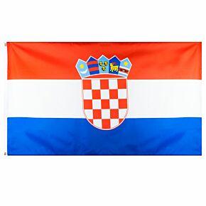 Croatia Large National Flag (90x150cm approx)