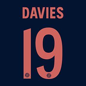 Davies 19 (C/L Style) - Kids