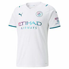 21-22 Man City Away Shirt