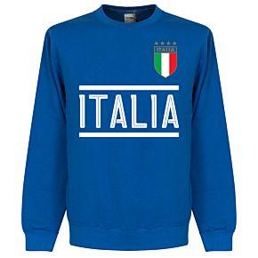 Italy Team Sweatshirt - Royal