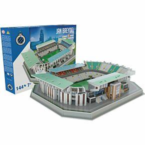 Club Brugge 'Jan Breydel' 3D Puzzle