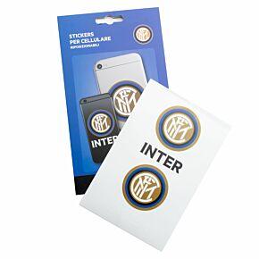 Inter Milan Crest Phone Sticker