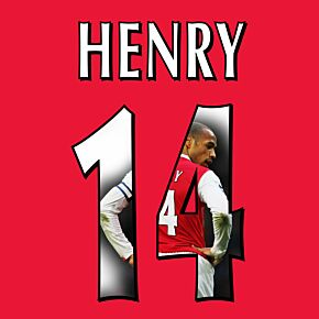Henry 14 (Gallery Style)
