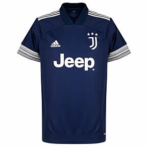 20-21 Juventus Away Shirt